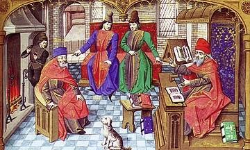 Kunst Van De Middeleeuwen.Kunst Stof
